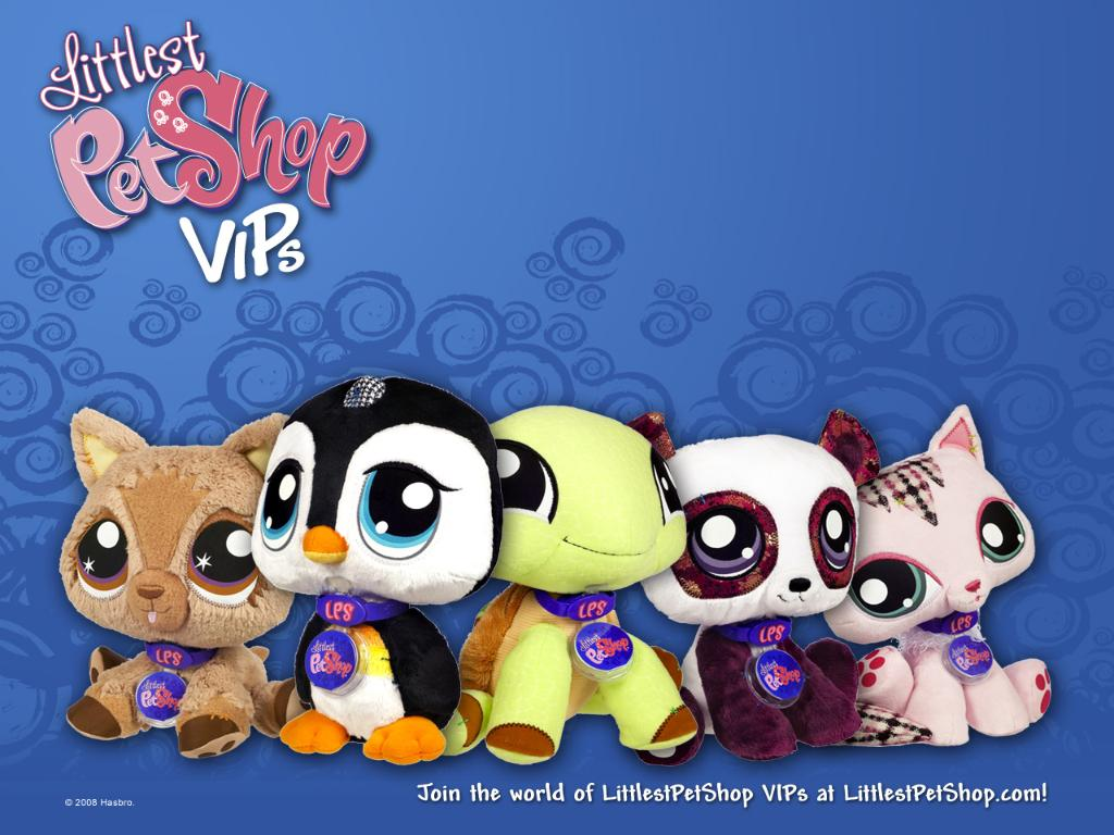 Littlest Pet Shop mynd